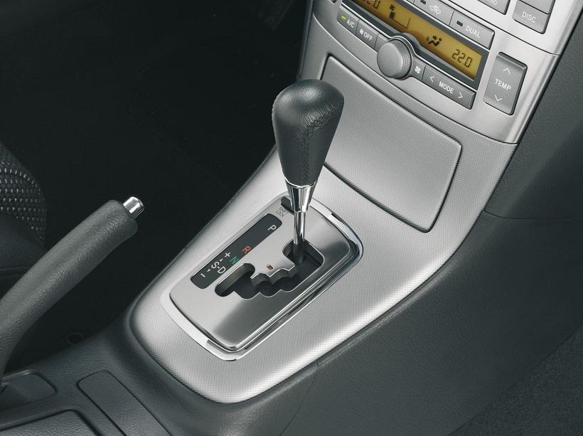 Ремонт АКПП Toyota Avensis