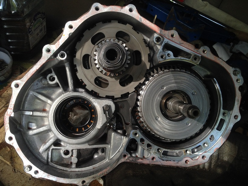 Ремонт АКПП Toyota Highlander