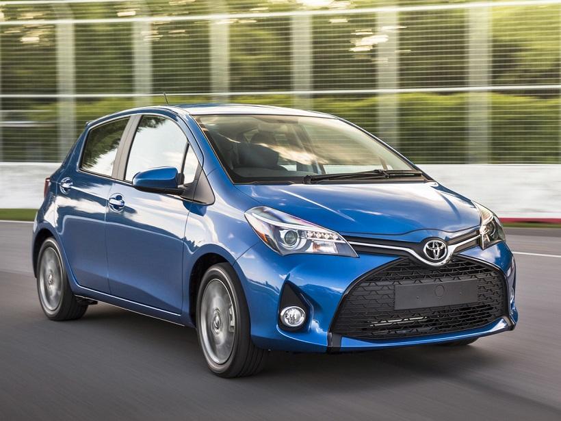 Ремонт АКПП Toyota Yaris