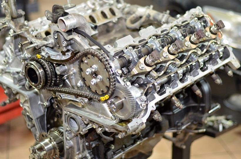 Ремонт двигателя Toyota Land Cruiser 200