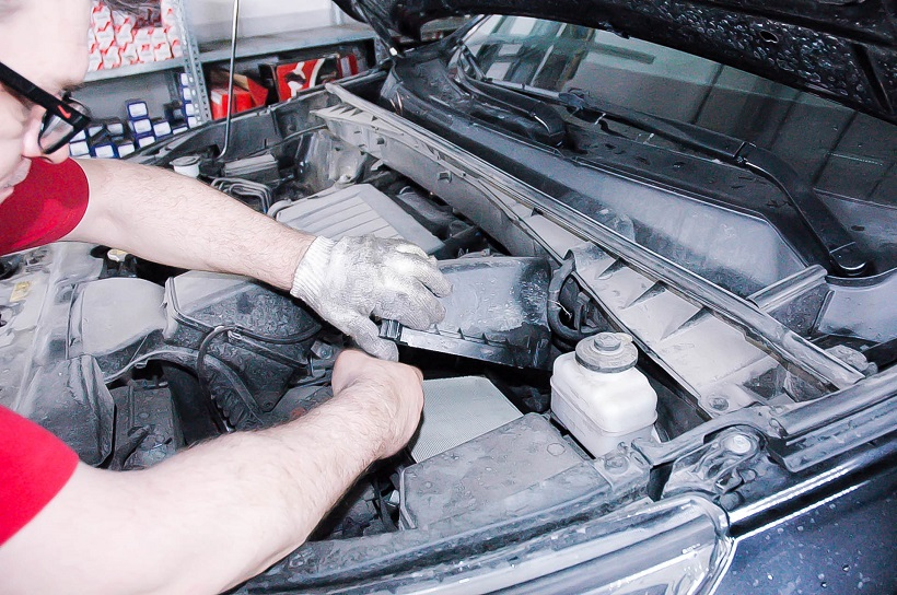 Техническое обслуживание Toyota Highlander