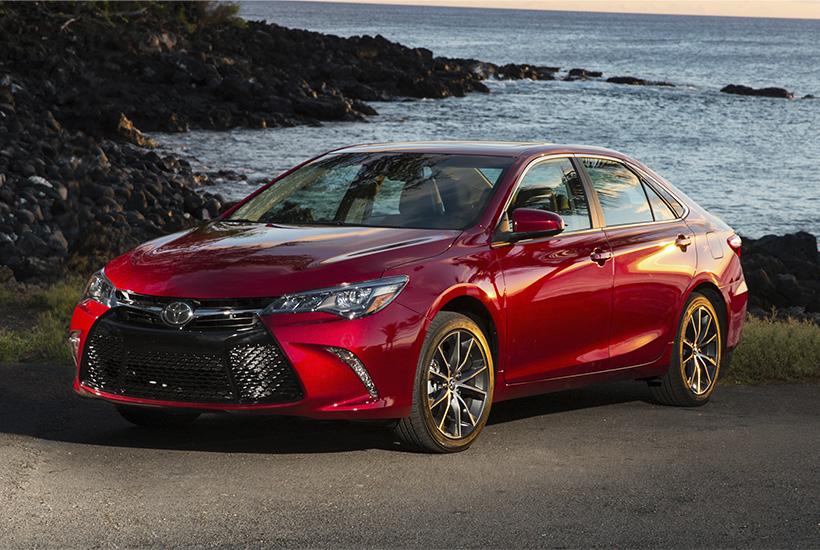 Замена сцепления Toyota Camry