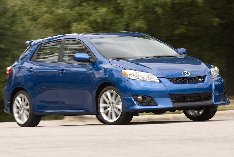 Замена сцепления Toyota Matrix