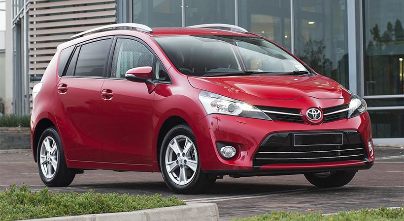 Замена сцепления Toyota Verso