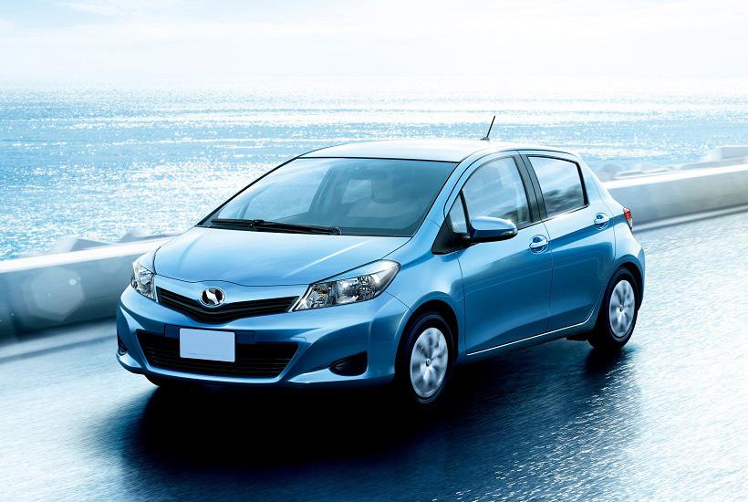 Замена сцепления Toyota Vitz