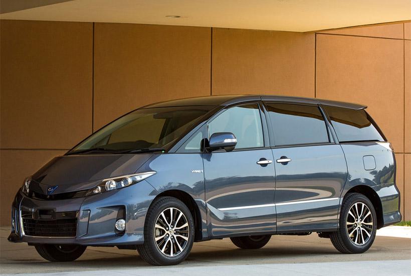 Заправка кондиционера Toyota Estima