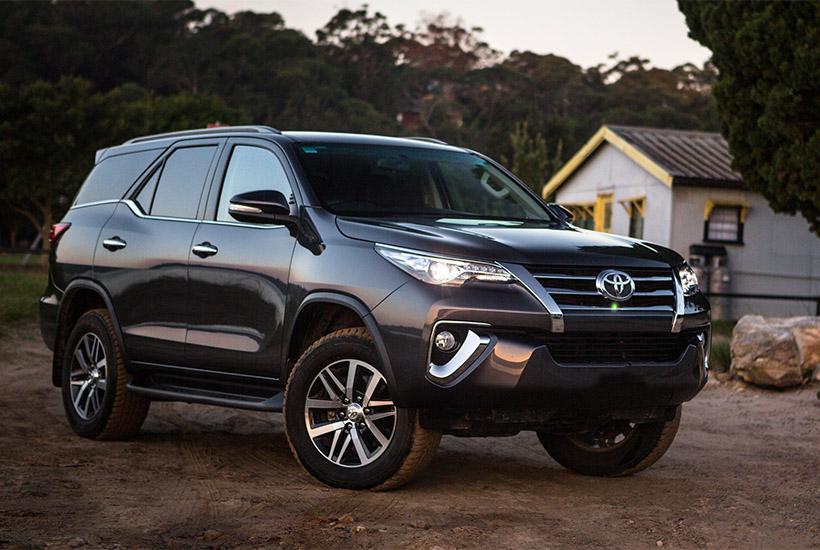 Заправка кондиционера Toyota Fortuner