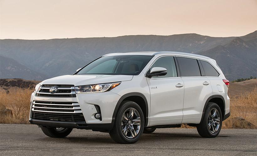Заправка кондиционера Toyota Highlander