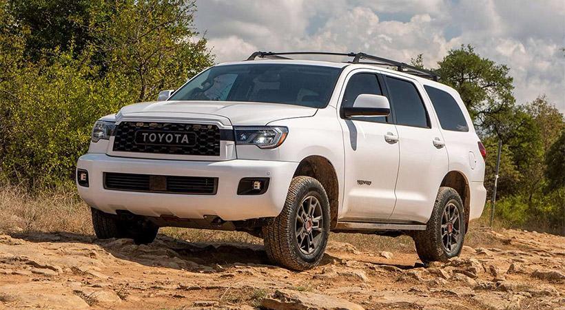 Заправка кондиционера Toyota Sequoia