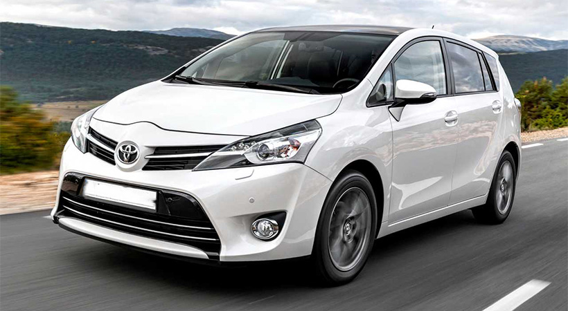 Заправка кондиционера Toyota Verso