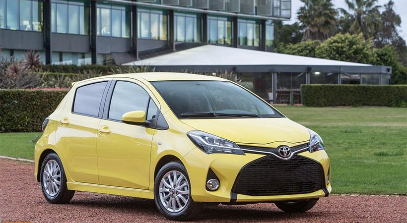 Заправка кондиционера Toyota Yaris